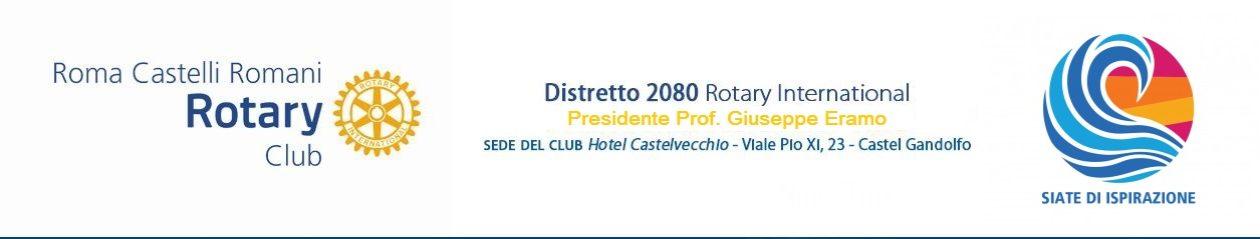 Rotary Club Roma Castelli Romani