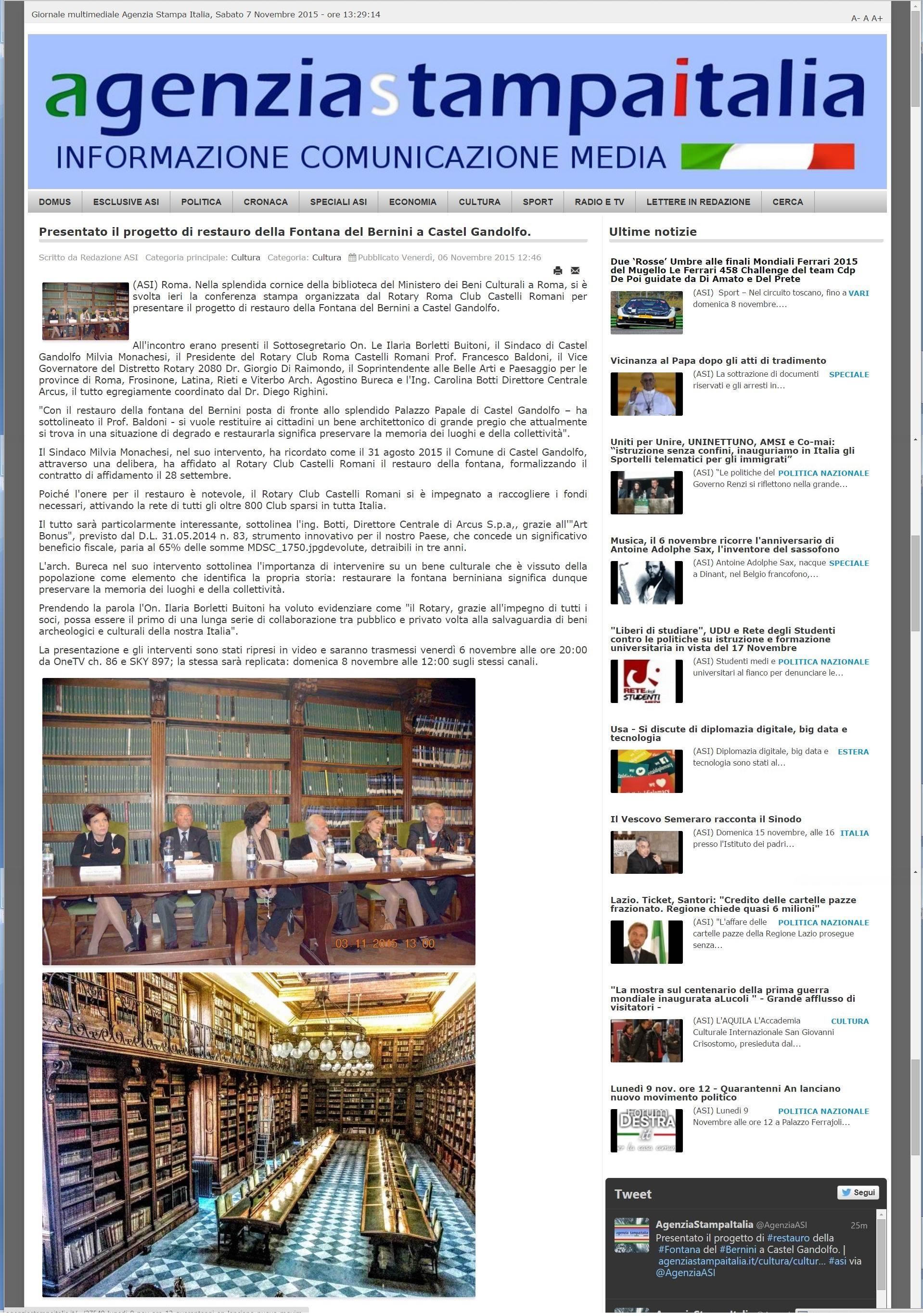 Agenzia Stampa Italia - Copia